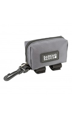Barking Basics Walking Pouch - Charcoal