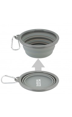 Barking Basics Pop-up Travel Bowl