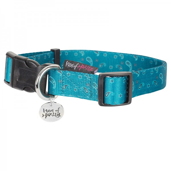 INDIANA Collar - Teal