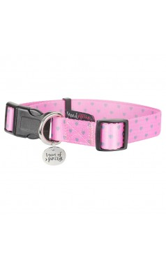 LOVE-KA DOT Collar - Pink
