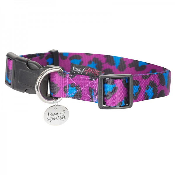 TIFFANY Collar - Purple