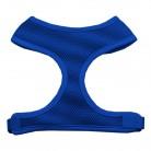 Barking Basics Soft Mesh Harness - Blue