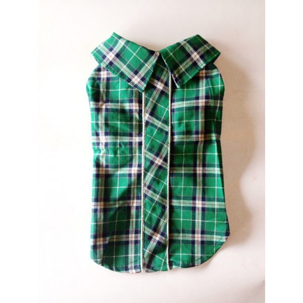 JONES Green Check Shirt