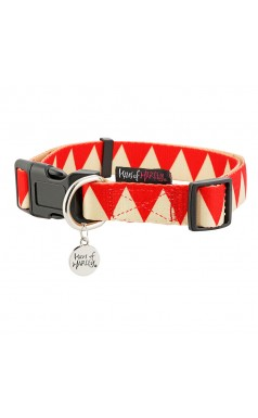 OZLO Collar - Vermillion